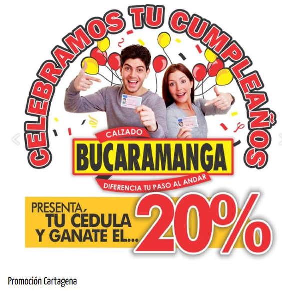 Ofertas de Calzado Bucaramanga, Promociones.