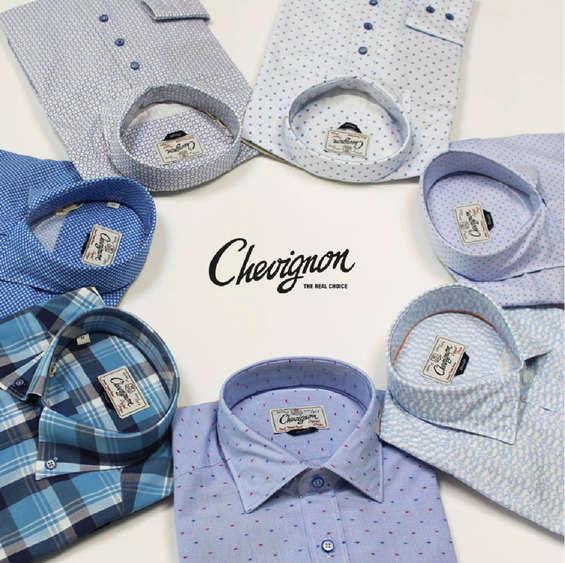 Ofertas de Chevignon, Camisas