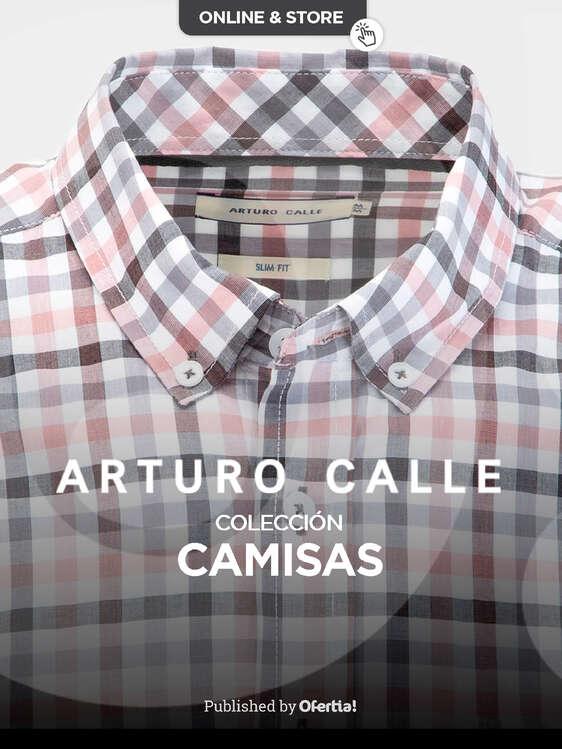 Ofertas de Arturo Calle, Camisas