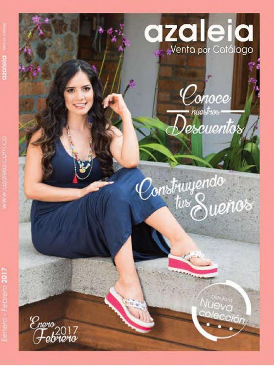 Ofertas de Azaleia, Catálogo Enero - Febrero 2017