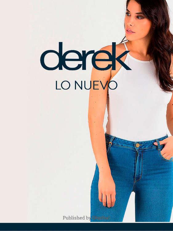 Ofertas de Derek, Lo Nuevo