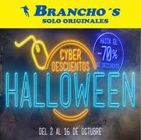 Cyber Descuentos Halloween. Hasta el 70% de descuento