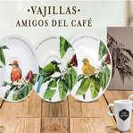 Ofertas de Café Quindío, Vajillas Amigos del Café