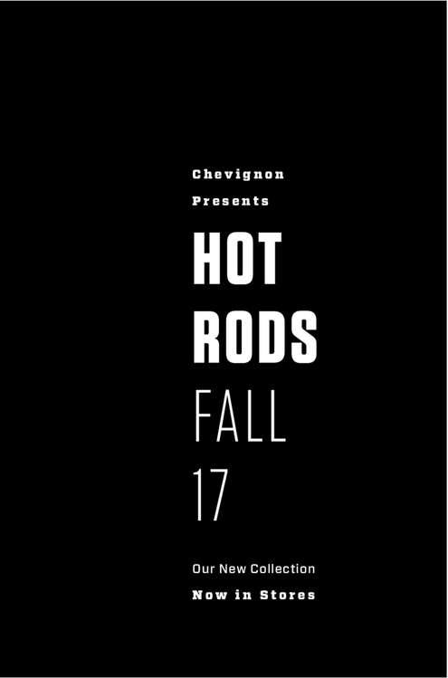 Ofertas de Chevignon, Catálogo Nueva Campaña Hot Rods Fall 2017