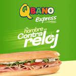 Ofertas de Sandwich Qbano, Pormociones