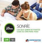 Ofertas de HomeCenter, Catálogo remodelación y Línea Blanca