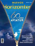Ofertas de Aviatur, Revista - Nuevos Horizontes