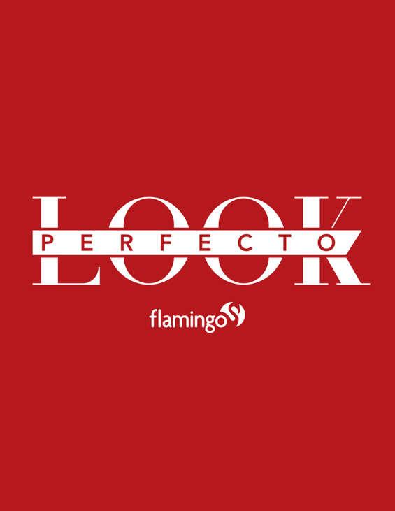 Ofertas de Flamingo, Catálogo - El look perfecto