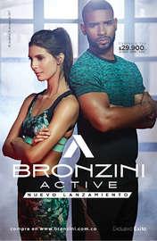 Nuevo Lanzamiento - Bronzini Active