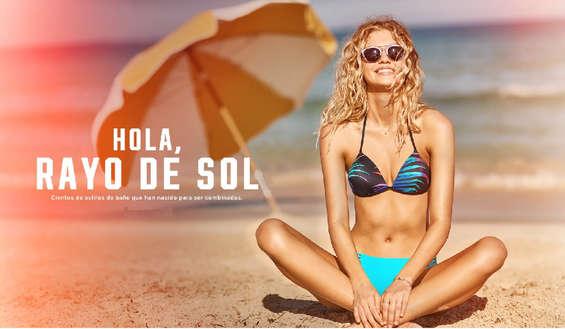 Ofertas de Victoria's Secret, Vestidos de baño - Hola, rayo de sol