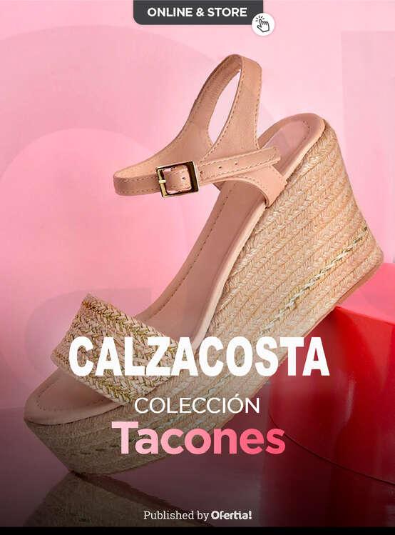 Ofertas de Calzacosta, Tacones