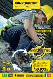 El trabajo seguro asegura su trabajo - Barranquilla