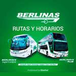 Ofertas de Berlinas del Fonce, Berlinas rutas y horarios