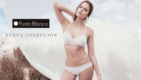 Ofertas de Punto Blanco, Nueva Colección - Interior Mujer