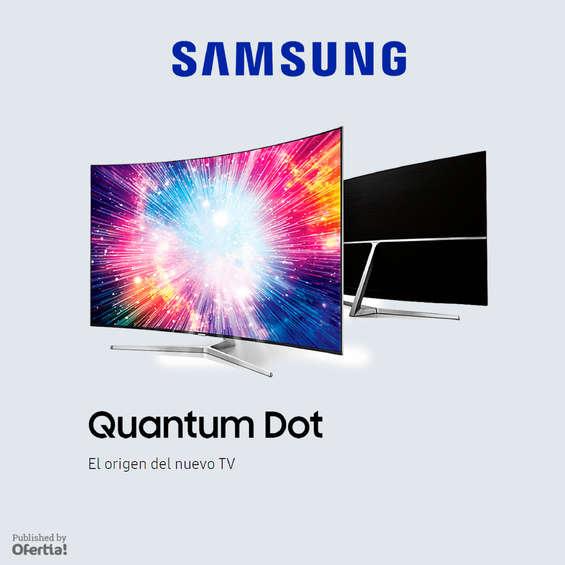 Ofertas de Distribuidor Samsung, Samsung Quantum Dot