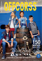 Ofertas de Offcorss, Blue Red Journal - Campaña 11 de 2017