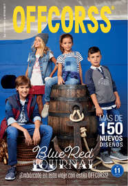 Blue Red Journal - Campaña 11 de 2017