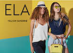 Ofertas de Ela, Lookbook - Yellow Sunshine