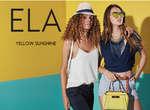 Ofertas de Ela, Lookbook - Yellow Sunshine