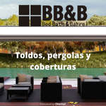 Ofertas de Bed Bath And Barrel, Toldos, pergolas y coberturas