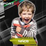 Ofertas de Sport Life, Niños