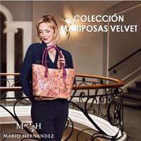 Mariposas Velvet