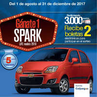 Gánate 1 Spark Life modelo 2018