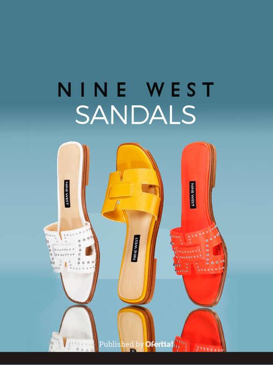 Ofertas de Nine West, Nine West sandals
