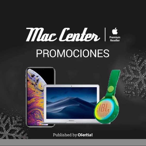 Ofertas de Mac Center, Mac Center promociones