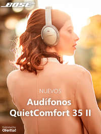 Audifonos Quietcontrol 5 II