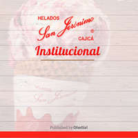 Helados San Jerónimo institucional