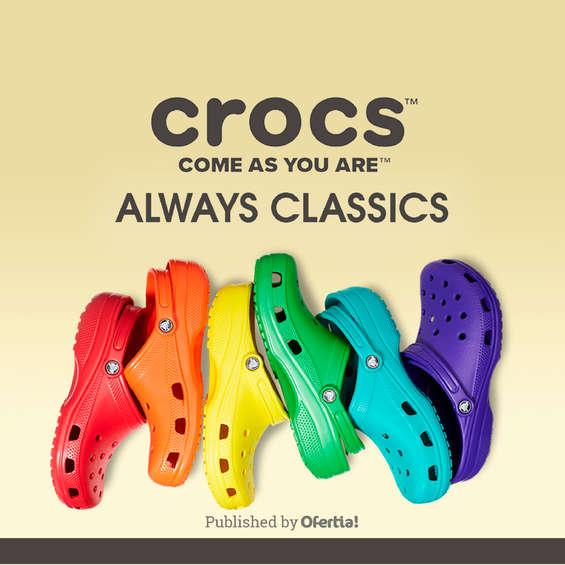 d0d6c12e5d Crocs Cali C.c Unicentro, cali, valle del Cauca, Colombia - Ofertas ...