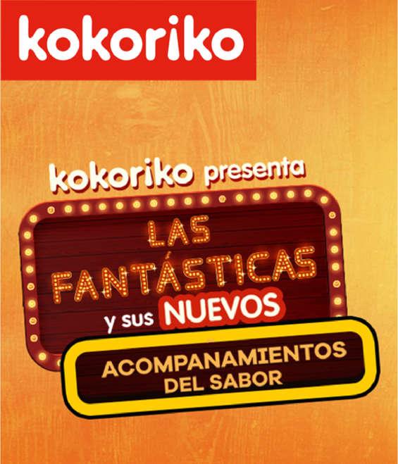 Ofertas de Kokoriko, kokoriko presenta las fantásticas