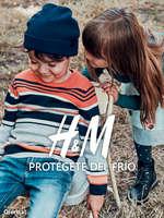 Ofertas de H&M, Protégete del frío