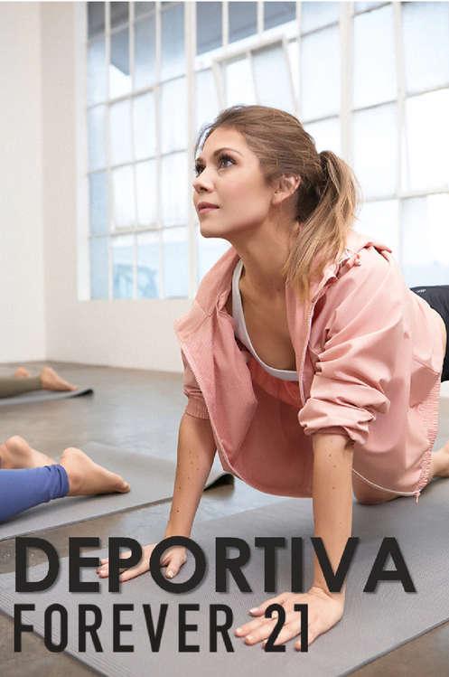 Ofertas de Forever 21, Deportivo