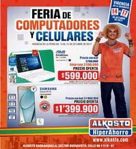 Feria de computadores y celulares - Barranquilla