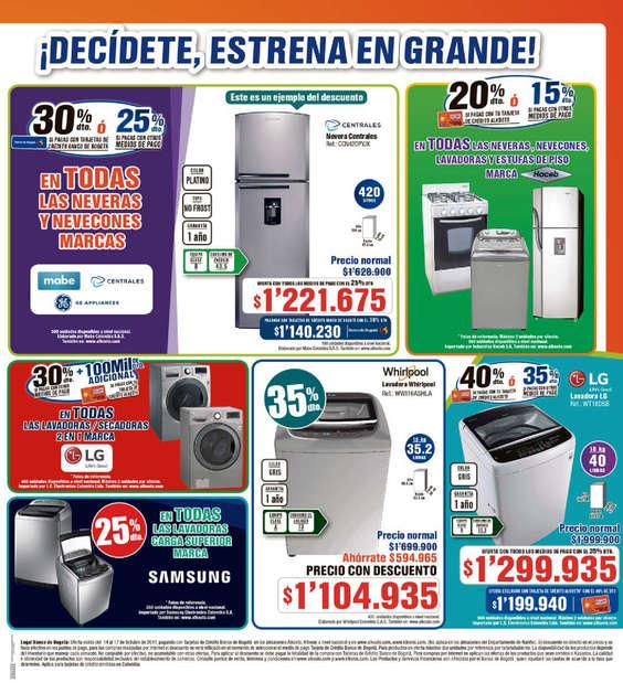 Ofertas de Alkosto, Feria de computadores y celulares - Barranquilla