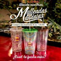 Malteadas Con Mandalas