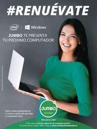 Jumbo te presenta tu próximo computador