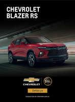 Ofertas de Chevrolet, Chevrolet Blazer