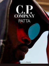 CP Company patta
