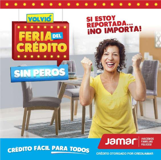 Ofertas de Muebles Jamar, Volvió Feria del Crédito Sin Peros - Medellín