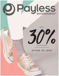 Catálogo Styles to Love. Hasta 30% de descuento - Medellín