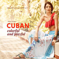 New covers - Cuban colorful and playful