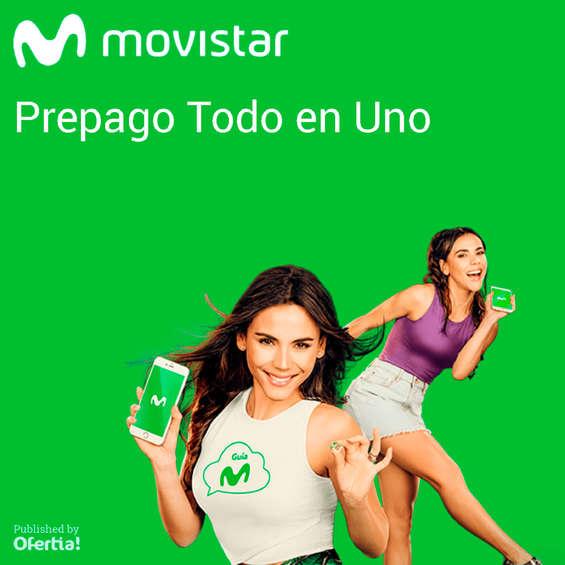 Ofertas de Movistar, Movistar Prepago Todo en Uno