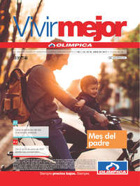 Revista Vivir Mejor - Mes del padre
