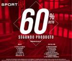 Ofertas de Sport Life, 60%dcto en segundo producto