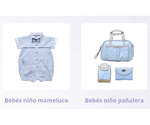 Ofertas de Travesuras, Ropa para bebés