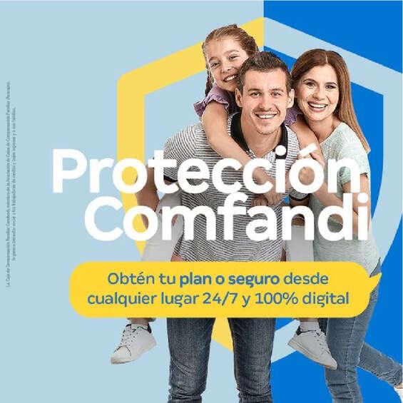 Ofertas de Droguería Comfandi, Plan de protección