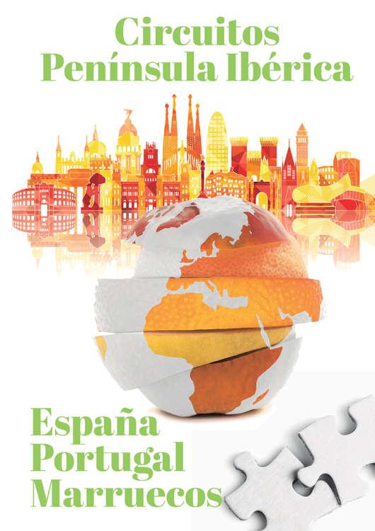 Ofertas de Europamundo, Circuitos Península Ibérica